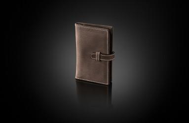 Edle Tasche für Visitenkarten von burda concept